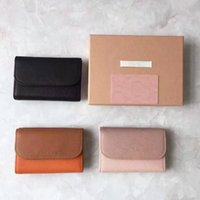 Wholesale The new woman contracted luxury brand designer high end quality leather purse size