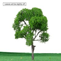 Wholesale Inch Tree Model Architectural Model Railroad Layout Landscape Scenery Diorama Miniatures Scale