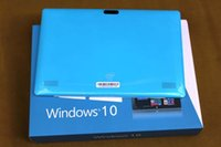 Rom tablette France-10 pouces Windows 10 Intel SONQI w3736 Quad Core 32 Go RAM 16 Go ROM 1920x1200 IPS Écran WIFI Tablet PC Clavier + emballage exquis