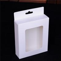 bakery box window - cm White Paper window Box Birthday Gift Candy Bakery Cake Packing Boxes Custom