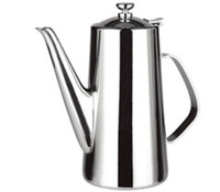 Wholesale 1 or L Coffee Pot Tea Kettle Thicker Stainless Steel Cold Cool Kettles Pots Freeshipping