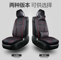 Red accord seat covers - New Dongfeng Honda xrv wide brains crv ten generations of Civic Accord Ling sent special cushion all inclusive car seat cover