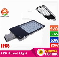 Wholesale Super Bright Led Flood Lights W W W W W W W Led Street Light AC V Waterproof IP65 Led Outdoor Lighting