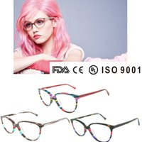 Wholesale optical eyeglasses frame new fashion style quality men women square eye glasses frames full rim spectacles eyewear for women