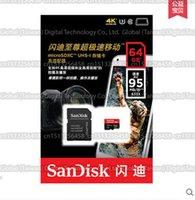 Wholesale 16GB GB GB GB micro sd card C10 camera memory card Class10 TF card smart watches storage card SDXC SDHC card MB S