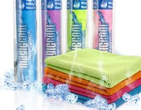 Wholesale 2017 Cooling Towel Sports Exercise Yoga Riding Cooling Towel Types Color Sports Summer Refreshing Necessary Supplies