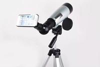 Témoin astronomique oiseau regardant terre et ciel star chercheur vue portée optique à longue portée vue optique 50X téléphone