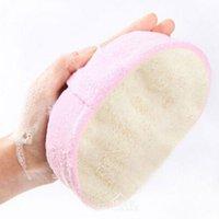 bath tub massager - Massager Shower Back Spa Scrubber Bath Ball Bath Tubs Cool Ball Bath Towel Scrubber Body Cleaning Mesh Shower Wash Sponge