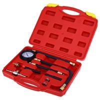 Wholesale TU Fuel Injection Pump Pressure Test Kit Fuel pressure Indicator Vehicle Repairing Tool Compact Tool Universal Type