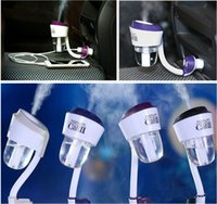 Wholesale NEW Nanum V ML USB Car Air Humidifier Car Charger Fresh Refreshing Fragrance ehicular essential oil ultrasoni humidifier