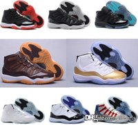 Cheap Cheapest retro 72-10 Air 11 men basketball shoes online originals good quality top sneakers US 8-13 free shipping WITH BOX