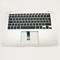 apple spanish al por mayor-SP Teclado español Topcase Teclado Para MacBook Air 13.3