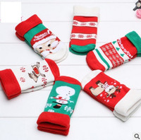 best socks for baby boy - Christmas Stocking Socks For Kids Boys Girls Childrens Autumn Winter Best Christmas Crew Socks Baby Scew Socks Baby Clothes Kids Clothing