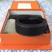 belt with h buckle - New fashion brand belt quality leather belt men with high quality alloy h belt H buckle Mens Belts