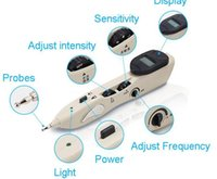 acupressure meridians - Meridian Detector Activation Instrument Electronic Acupuncture Pen Automatically Find Acupressure Therapy