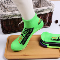 Wholesale NEW ARRIVED Fashion sport trampoline socks The silicone antiskid outdoor socks personality middle tube socks Factory price