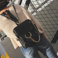 Wholesale Leisure Bag Satchel tide all match ring New Retro single shoulder bag handbag backpack style for women