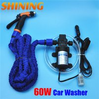 Wholesale V Car Wash Device Car Washing Machine Cleaning Pump High Pressure Water Pump Washing Equipment Portable Car Washer Set