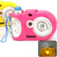 Wholesale New Arrival aby Study Toy Kids Projection Camera Educational Toys for Children Kids Toys Gifts