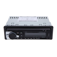 Wholesale 12V Bluetooth V2 Car Audio Stereo MP3 Player Radio In dash Support USB AUX Input with Remote Control FM Radio Receiver