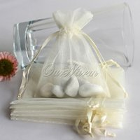 Wholesale Organza Gift Pouch Jewelry Pouch Bags Wedding Favors and Gifts Cheap Pouches Decoration Party Supplies cm x cm