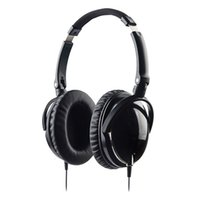 aviation noise cancelling headphones - Newest Aviation Noise Cancelling Headphones With Mic Foldable Over Ear HiFi Anti Noise isolation Headset Networld Earphone