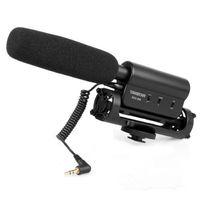 Original Takstar SGC-598 dv cámara Profesional SLR micrófono de la cámara Hotography Entrevistas VideoMic Takstar overcometh para el cañón Nikon