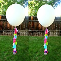 balloon launching - OURUOLA Inch TOP Sale Colorful Giant Inches Matte Round Balloon Launch for Party Wedding Celebration