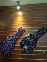 Wholesale custom logo quot quot Acoustic Guitar Double Straps Padded Guitar Soft Case Gig Bag Backpack