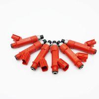 Wholesale Set original OEM F90 CC high performance fuel injectors for Toyota supra Matrix Corolla J