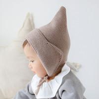 Cheap Boy Boys girls hats Best Winter Newborn Hat knitted hat