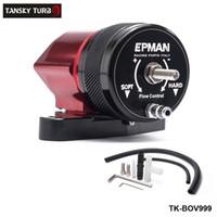 Wholesale Tansky Car Sport Intercooler Recirculating Blow Off Valve BOV Kit Red Black For WRX For STi TK BOV999