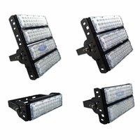 La porción de estacionamiento libre de la UL DLC 100W 150W 200W llevó la iluminación de la caja de zapatos IP65 llevó las luces de inundación ligeras del garage Luces de la calle