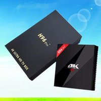 Wholesale Android TV Box H96 Pro Plus Amlogic S912 Octa Core G G Marshmallow Tv Box G GHz Wifi HDMI K HDR BT4 Media Player