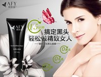 Eye best oily skin - Best AFY suction Black mask deep cleansing face mask Whitening resist oily skin Strawberry nose Acne remover black mud mask g