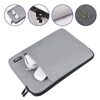 Wholesale Nylon Laptop Bag Sleeve Pouch for Macbook Air Pro Retina Unisex Liner Sleeve Notebook Case for Macbook Air