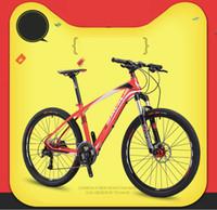 Wholesale 26 inch T800 carbon fibre bike speed Men Women mountain bike M315 Hydraulic disc brake M370 transmission Bicicleta