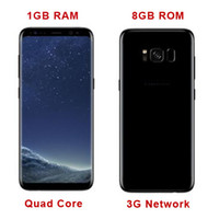 Goofón s8 borde 1 GB Ram 8 GB Rom Quad Core s8 borde Mtk6580 3G de la red S8 Smart Phone teléfonos móviles starrain