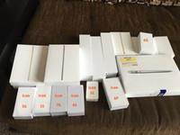 al por mayor nueva 5c-Nuevas cajas al por menor vacías para el iphone 5 5s SE 5c 6 6s 7 más caja del teléfono móvil para Samsung Galaxy S4 S5 S5 S7 Borde Nota 7