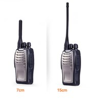 Wholesale Professional FM Transceiver Walkie Talkie with Flashlights Torch Update Small Waterproof Drop Resistant Compatible Walkie Talkie