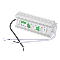 ac usage - Newest High efficiency V V W Waterproof IP67 LED Driver Transformer Power Supply AC V For Outdoor Usage