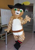 Cheap Mascot Costumes puss mascot Best Custom Made bear mascot puss cat mascot