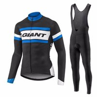 2017 GIANT pro ciclismo jersey Invierno Termal Fleece ropa bicicleta ciclismo ciclismo ciclismo ciclismo ciclismo ropa ropa ciclismo BIB conjuntos