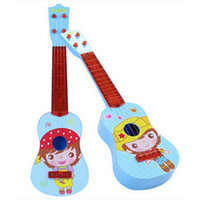 Wholesale Funny Electronic Hand Touch Music Guitar Light Sound Singing Kids Toy Gift