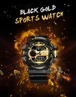 Wholesale Pointer digital fashion sports electronic watches LED luminous waterproof multi functional outdoor sports men s watch