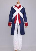 american revolution games - Hetalia Axis Powers American revolution military uniform cosplay costume halloween
