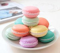 Wholesale 2000pcs Macaron Cute Candy Color Mini Cosmetic Jewelry Storage Box Container Pill Case Charm Birthday Gift Valentine Chocolates Packing