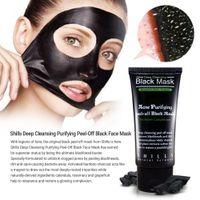 Wholesale SHILLS Blackhead Mask Purifying Black Peel off Mask Blackhead Remover Deep Cleanser Acne Face Mask Deep cleaner facial blackhead mask