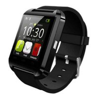 Cheap 30X Factory wholesale cheap U8 smartwatch U8 Bluetooth Smart Watch Phone Mate For Android IOS Iphone Samsung LG Sony With call reminder 1A