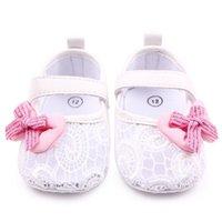 bebe black dress - Baby Shoes Infant First Walkers Big Flower Shoes Princess Ballet Dress Soft Soled Anti slip Bebe Shoes First Walkers